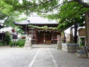 嵐神社巡り