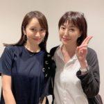 矢田亜希子と高島礼子は似ている?上地雄輔のライブでツーショット